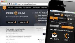 Mobile Cierge project image